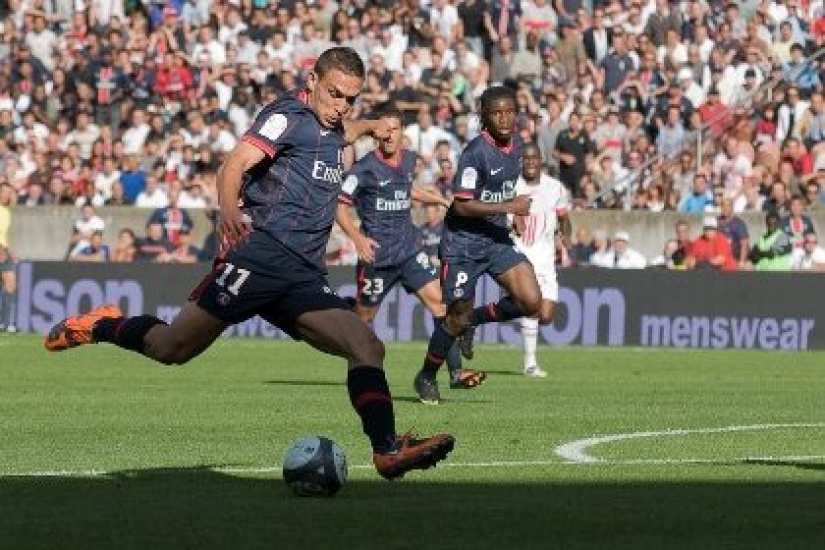 Ligue 1 : PSG 4-0 Grenoble