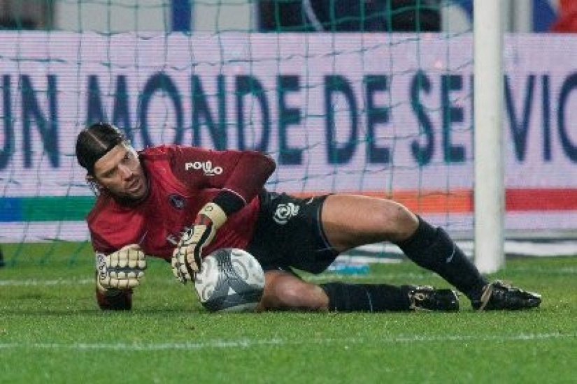 Sochaux > Notes : Un Paris sans réaction