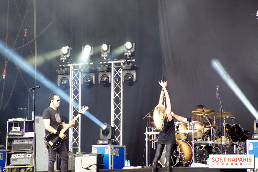 Rock En Seine 2017 : The Pretty Reckless