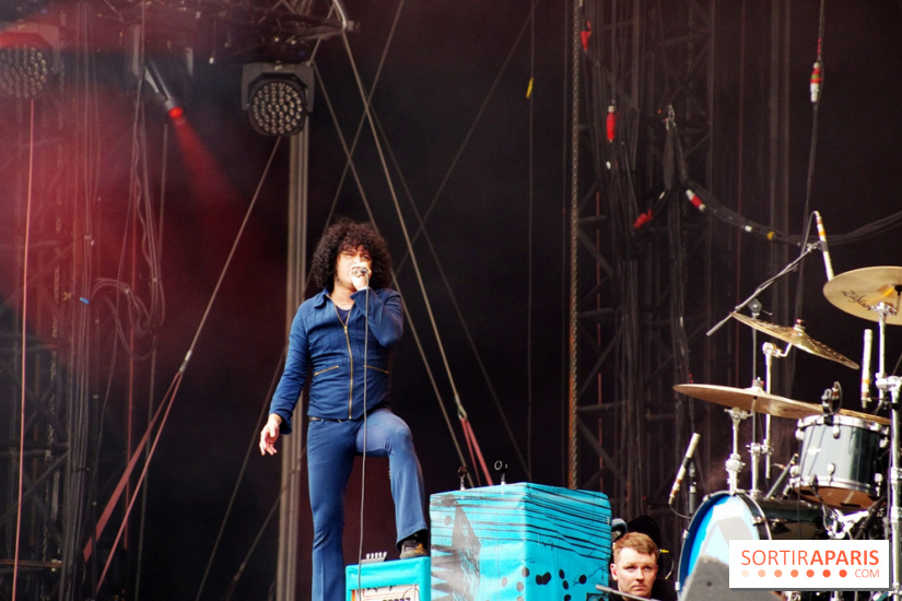 Rock En Seine 2017 : At The Drive-In