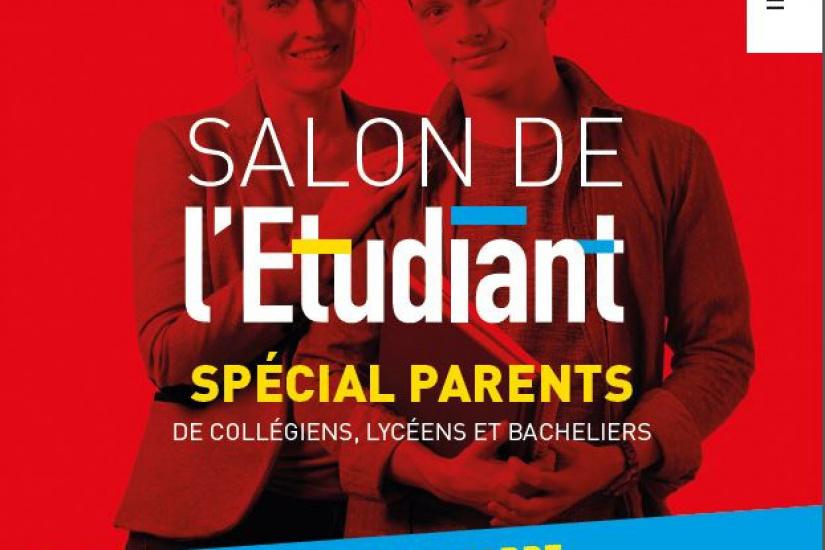 Salon de l 39 etudiant sp cial parents 2017 for Salon de l airsoft paris 2017