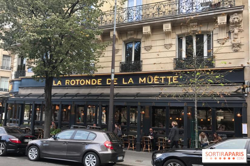 Cafe De La Rotonde Menu