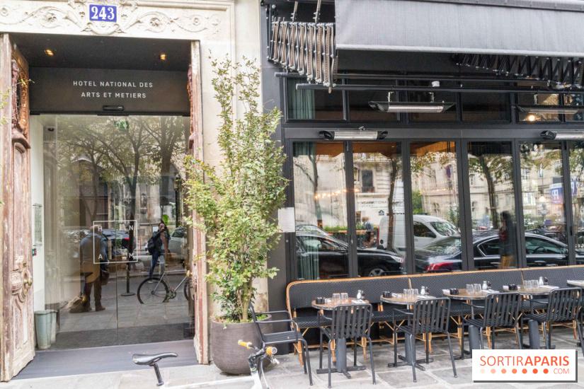Hotel National Art Et Metier Restaurant