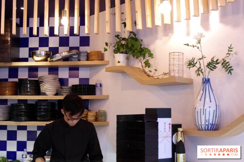 Ao paris l izakaya franco nippon du chef yasuo nanaumi for Restaurant japonais cuisine devant vous paris