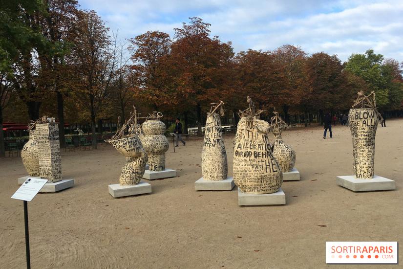 Fiac 2017 le programme paris for Au jardin des tuileries