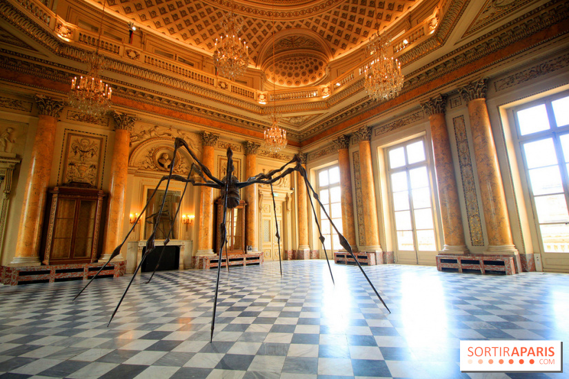 Women House à la Monnaie de Paris - Louise Bourgeois, Spider, 1995
