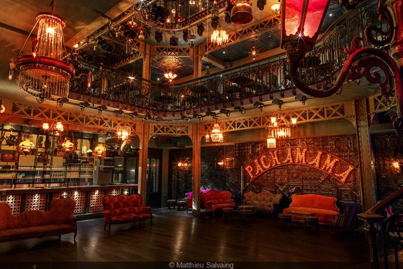 Restaurant Antoine Paris