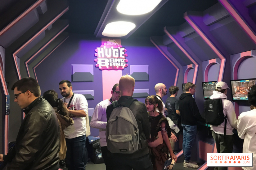 paris games week 2017 les photos. Black Bedroom Furniture Sets. Home Design Ideas