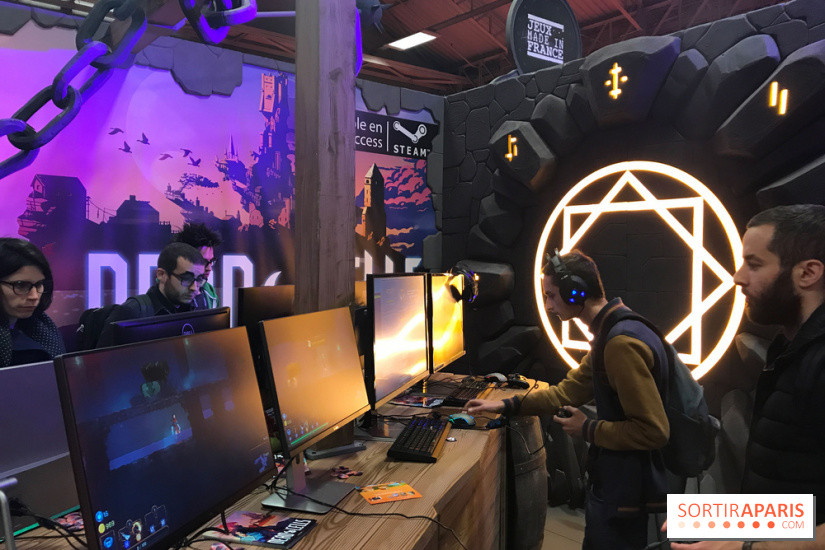 Paris Games Week 2017, les photos