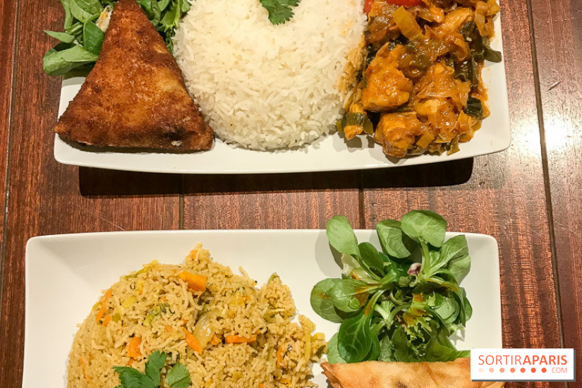 Shandika un nouveau restaurant sri lankais paris for Articles cuisine paris