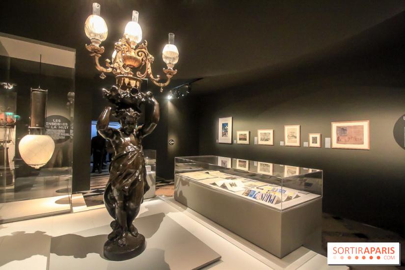 les nuits parisiennes l 39 exposition gratuite de l 39 h tel de ville. Black Bedroom Furniture Sets. Home Design Ideas