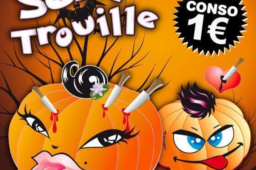 SEXY TROUILLE ( Halloween )