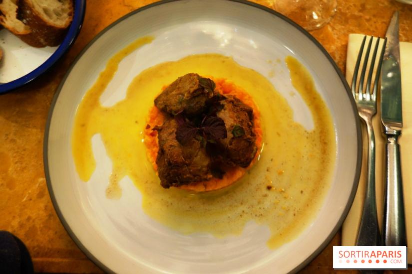 Le 14 paradis paris cuisine bistronomique sign e hugo - Cuisine bistronomique ...