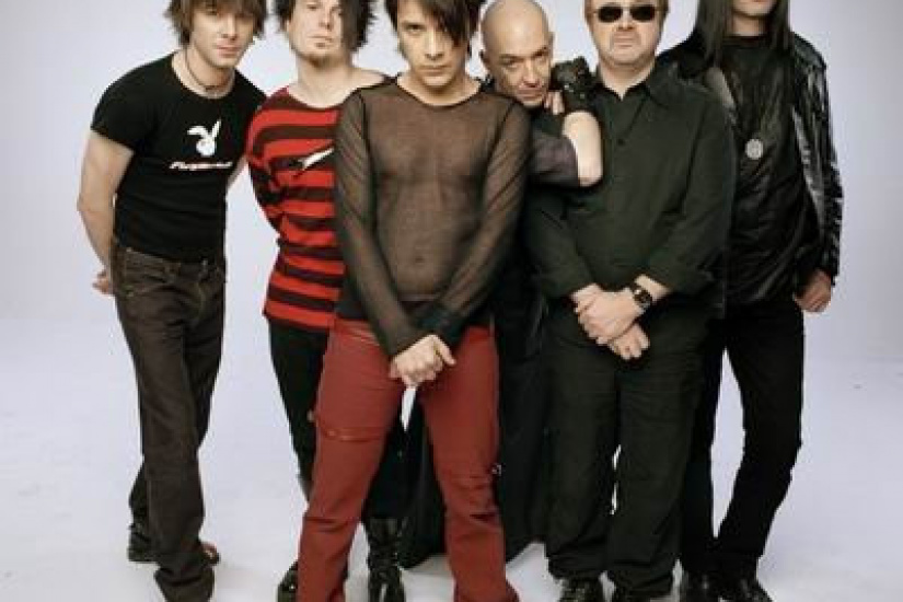 Indochine, groupe, rock