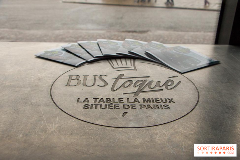 Bus Toqué : les photos