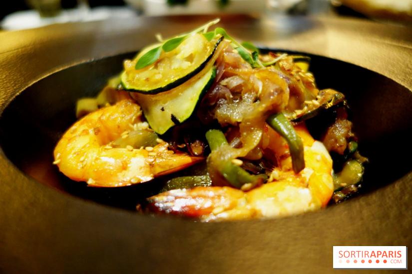Mill simes 62 paris cuisine bistronomique et g n reuse - Cuisine bistronomique ...