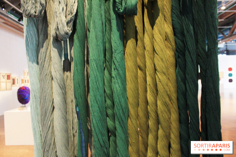 Sheila Hicks, Cordoba au Centre Pompidou : les photos de l'exposition