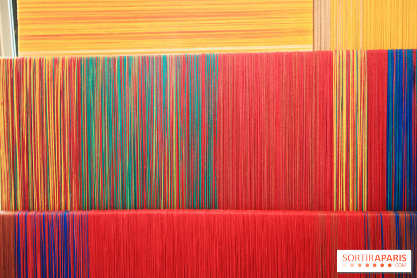 Sheila Hicks, North-South-East-West au Centre Pompidou : les photos de l'exposition