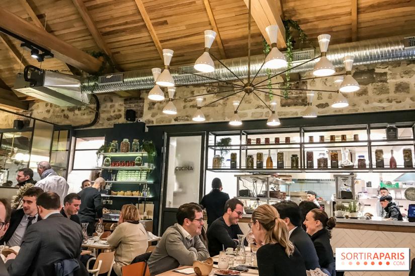 Cour Saint Emilion Restaurant Italien