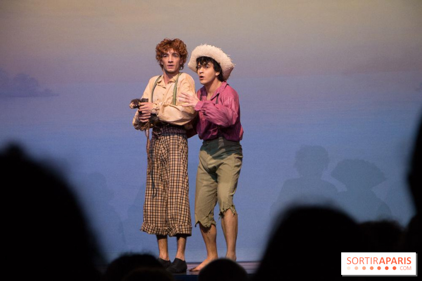 Les aventures de Tom Sawyer au Mogador : les photos