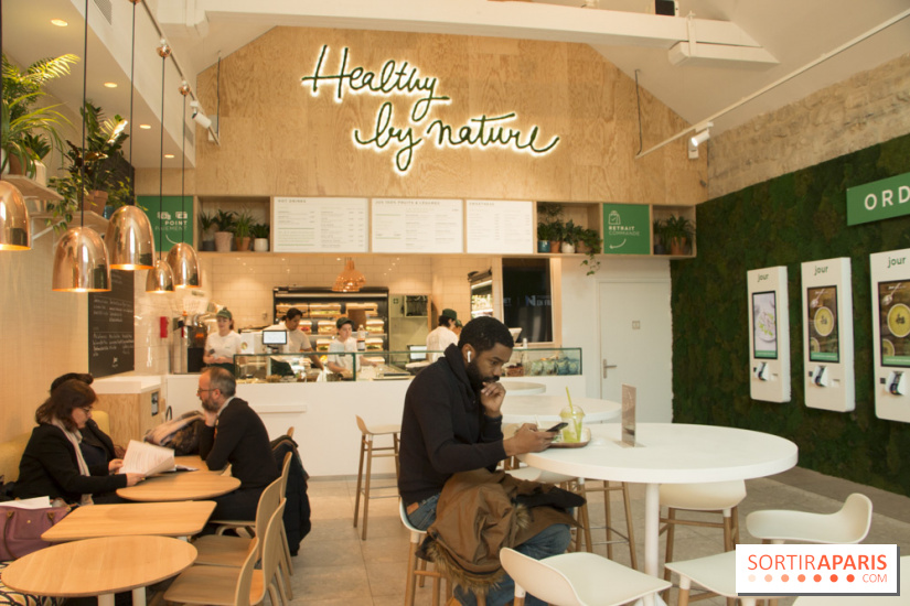 Jour Healthy by Nature à Bercy Village : les photos