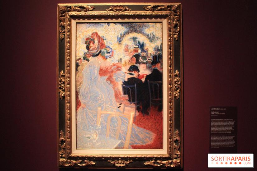 Cafe Concert Paris Le Petit