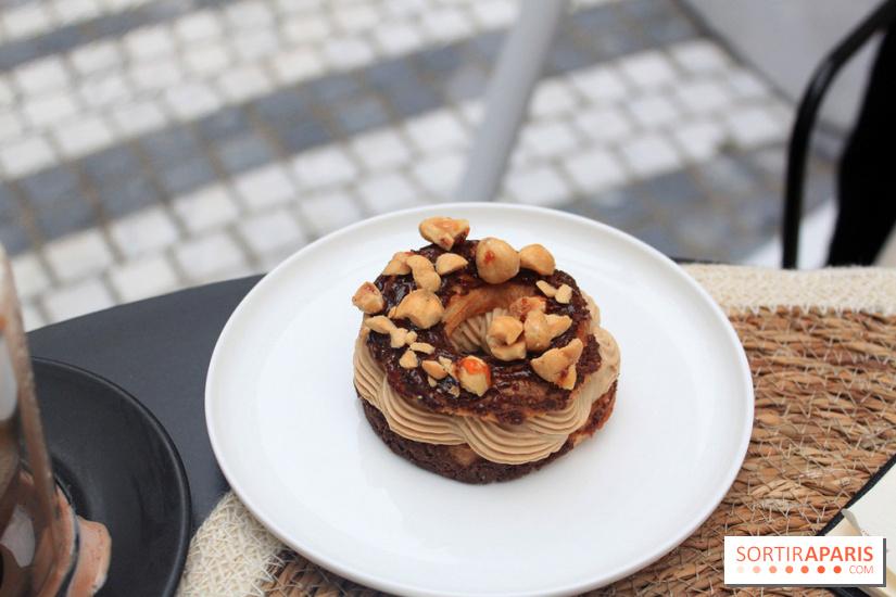 Les meilleurs p tisseries et salons de th du marais for Restaurant de la cuisine au jardin