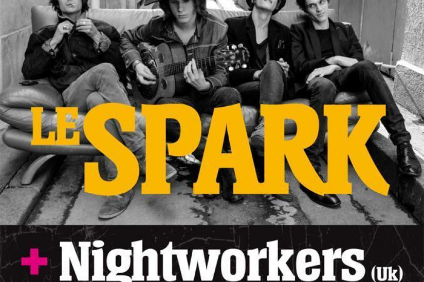Le Spark, Nightworkers, DLC