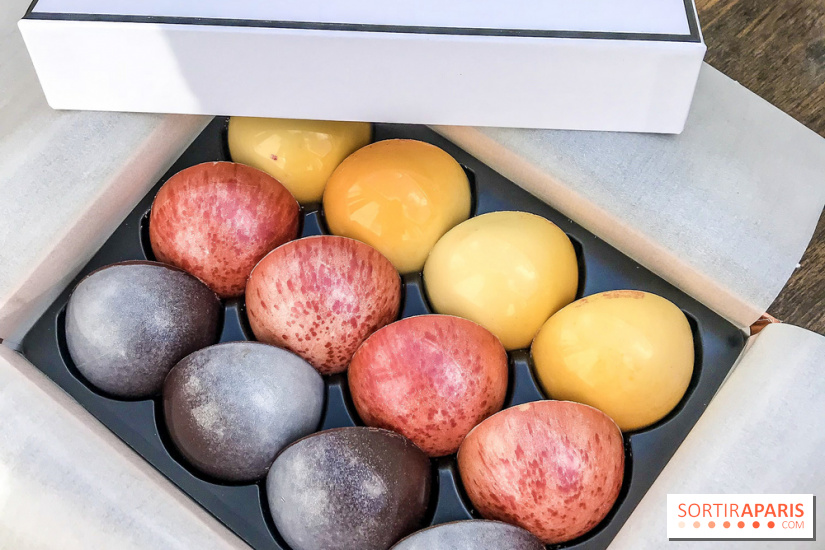 "La collection ""Vents d'été"" de Pierre Marcolini"