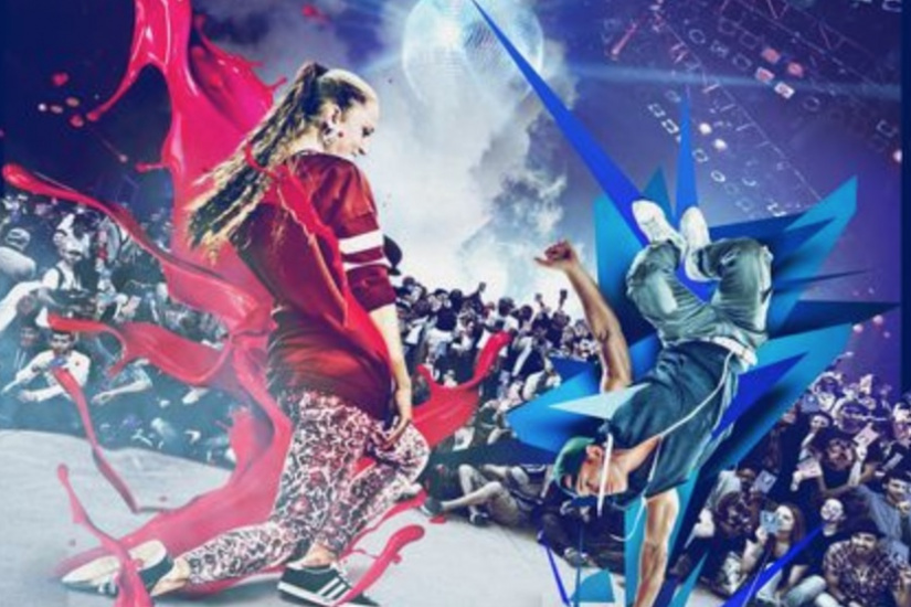Compétition de street-dance Red Bull Dance Your Style