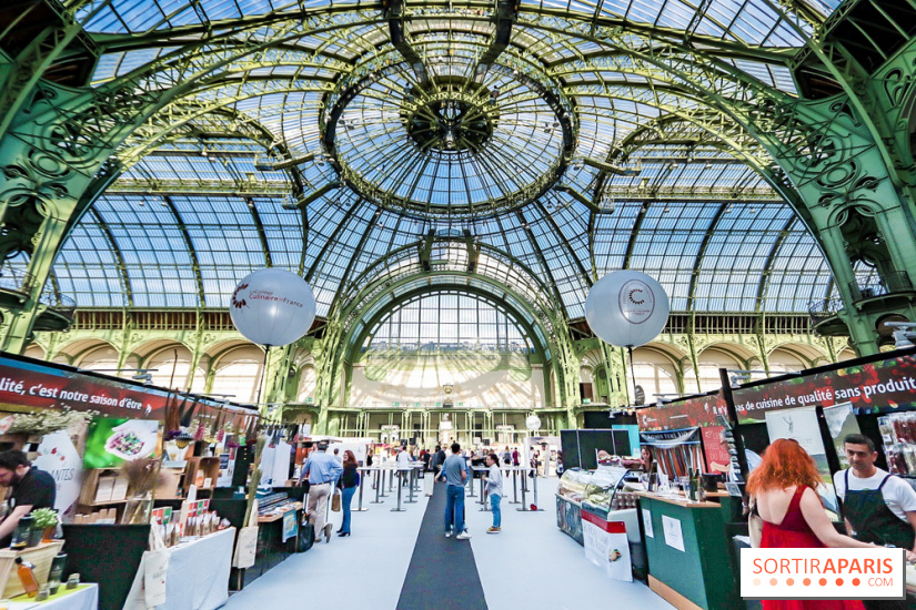 Taste Paris 2018, vue Grand Palais