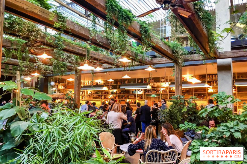 Restaurant Big Mamma A Paris