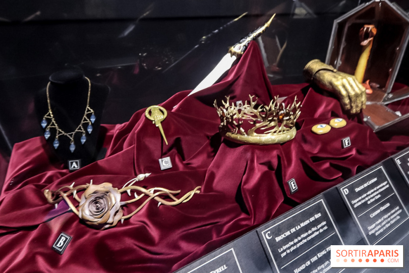 Game of Thrones, les photos de l'exposition 2018