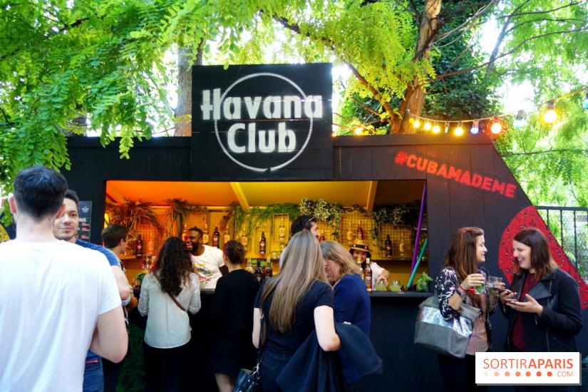 Havana Club Restaurant Paris
