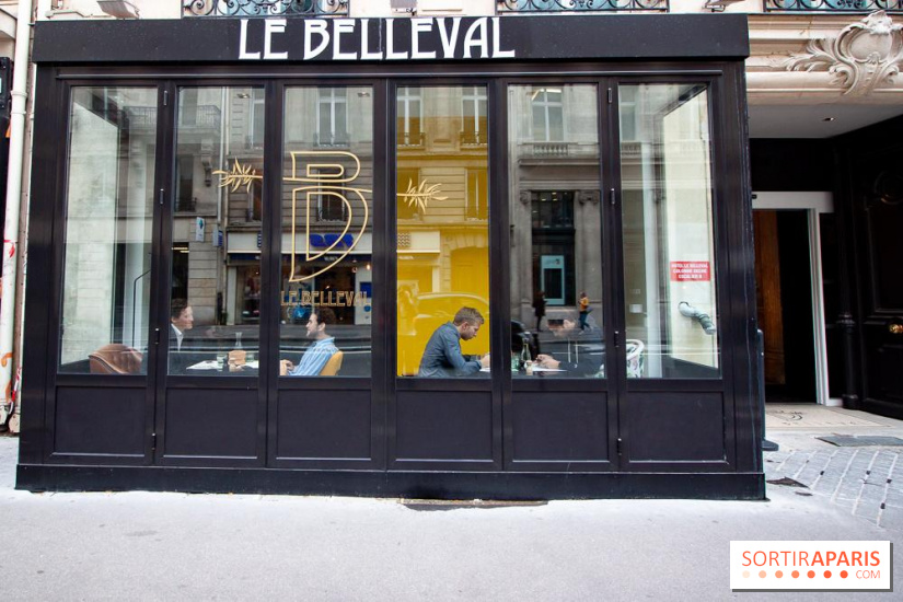 Le Belleval, photos du restaurant !