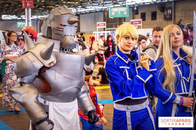 Japan Expo 2018, les photos
