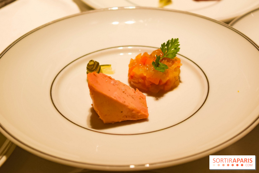 The French Taste, Guy Martin - foie gras de  canard en terrine