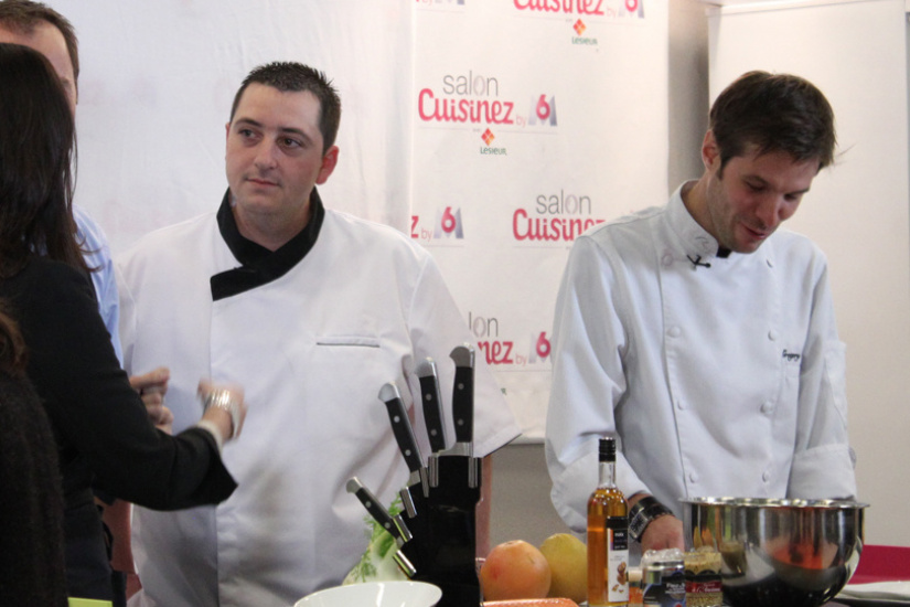 Salon Cuisinez 2012