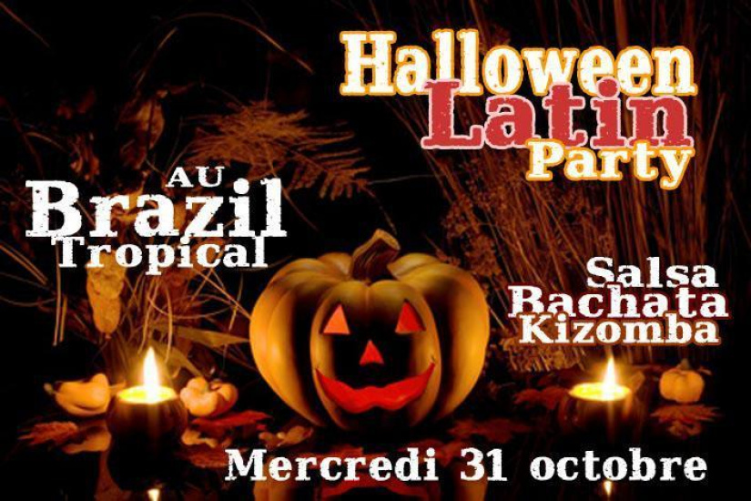 HALLOWEEN LATIN PARTY