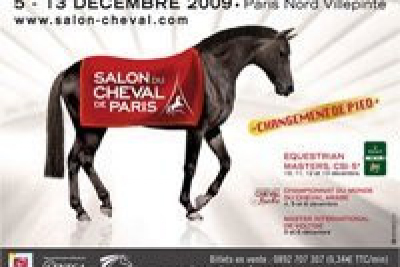 Un spectacle de haute voltige au Salon du Cheval de Paris