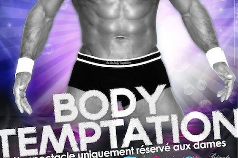 Spectacle chippendales BodyTemptation
