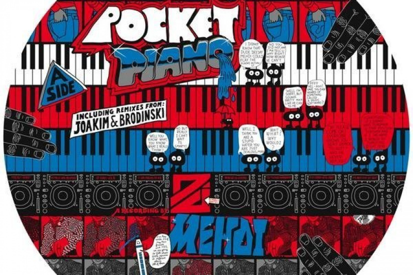 Pocket Piano, Dj Mehdi, Thunderheist, Douster, Paris, Social Club