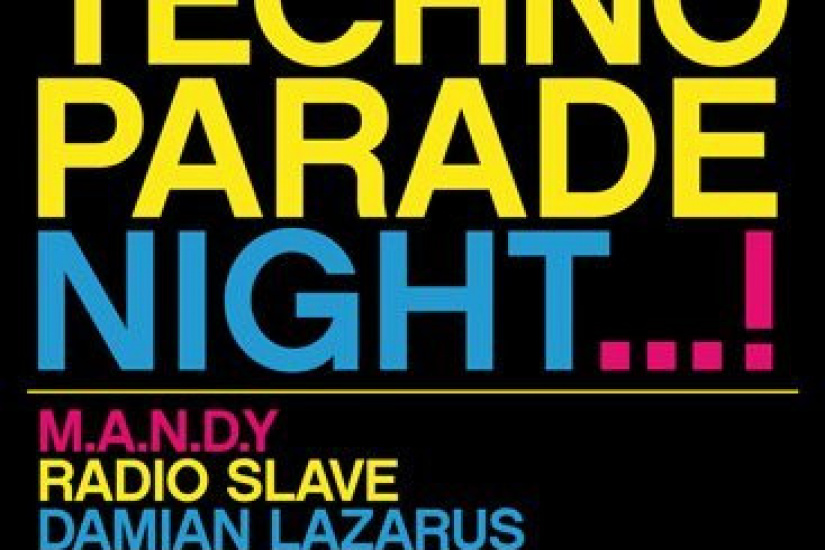 A Techno Parade Night, Techno Parade, Paris, Showcase, Sous le pont