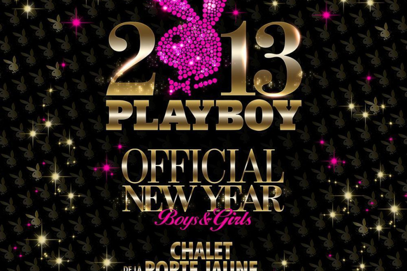 PLAYBOY OFFICIAL NEW YEAR # BOYS & GIRLS