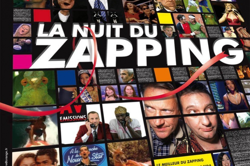 Nuit du Zapping, Zapping, Paris, Bercy, Solidarité Sida