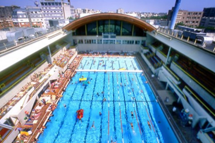 Les piscines ouvertes ce jeudi de l 39 ascension 2015 for Piscine champerret