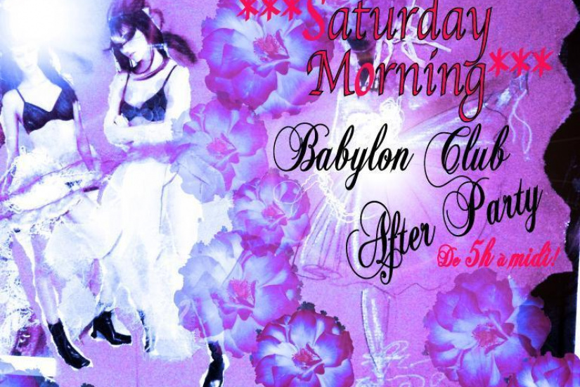 Babylon Saturday Morning