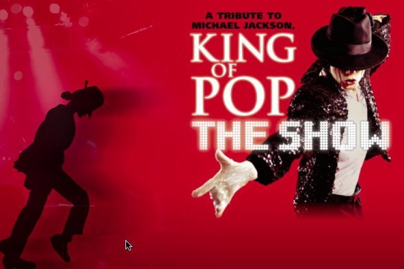 King of pop - the show tribute
