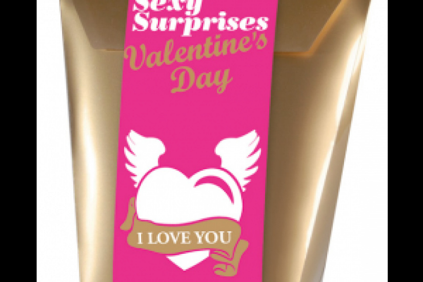 Sexy Surprises Valentine's Day Love to Love