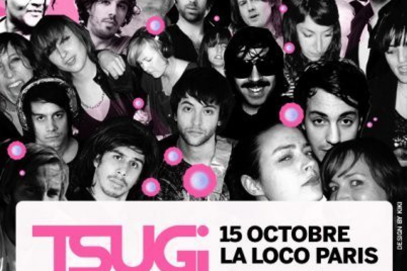Tsugi Party, Naive New Beaters, Cassius, Brodinski, Je kiffe mes cops, Loco, Paris, Soirée, Clubbing